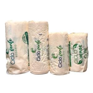 Bolsas de Arranque Almidon de Maiz