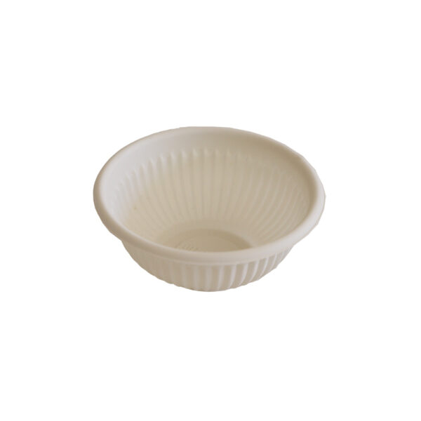 Bowl sin tapa Almidon de Maiz